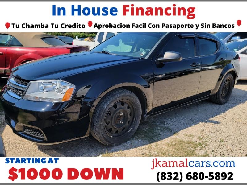 Dodge Avenger 2014 price $1,000 Down