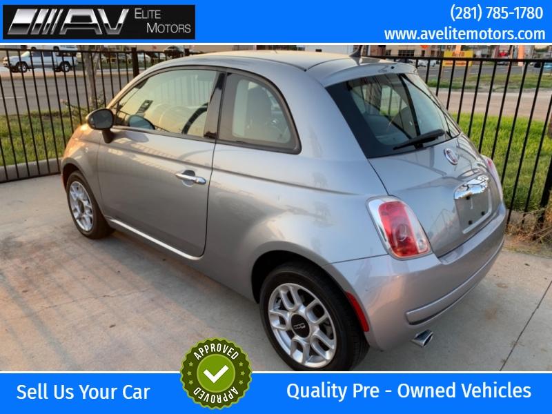 Fiat 500 2015 price $5,650