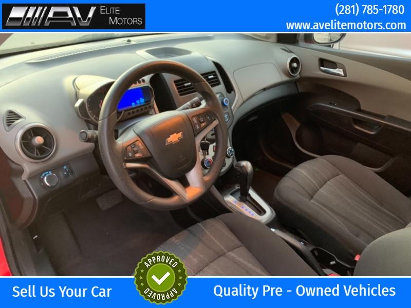 Chevrolet Sonic 2015 price $5,799
