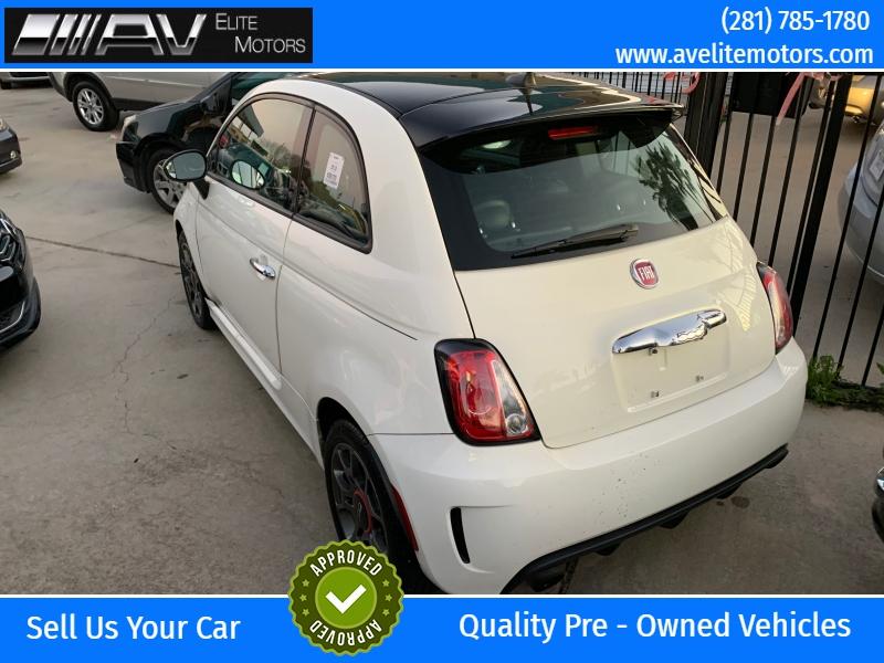 Fiat 500 2013 price $4,495