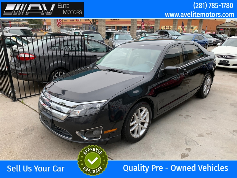 Ford Fusion 2011 price $5,499