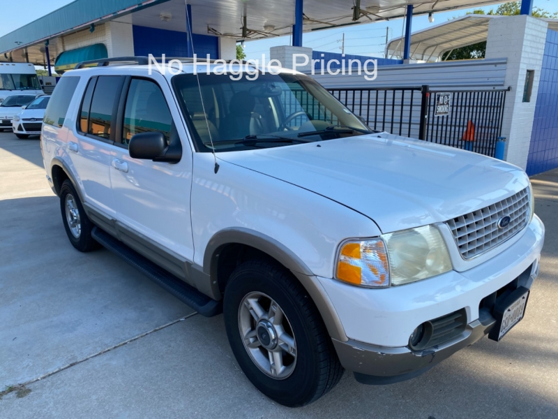 Ford Explorer 2002 price $3,995
