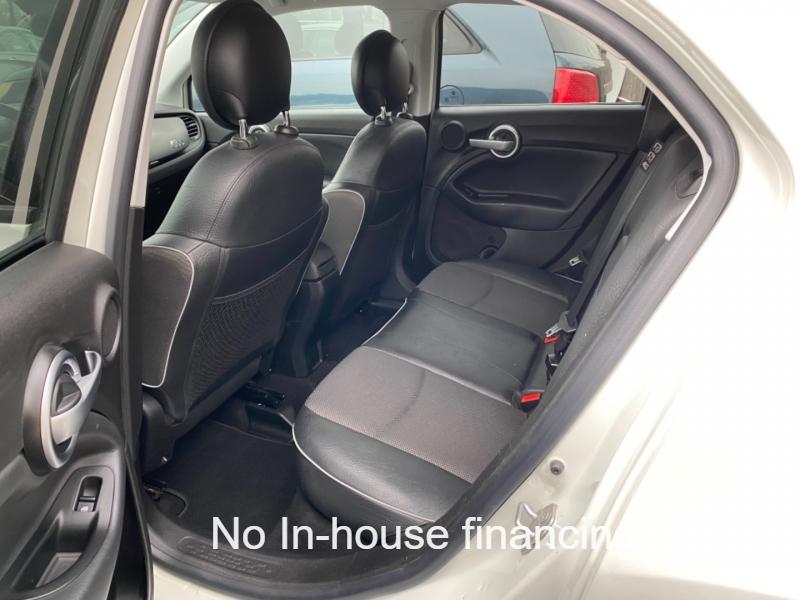 Fiat 500X 2016 price $8,250