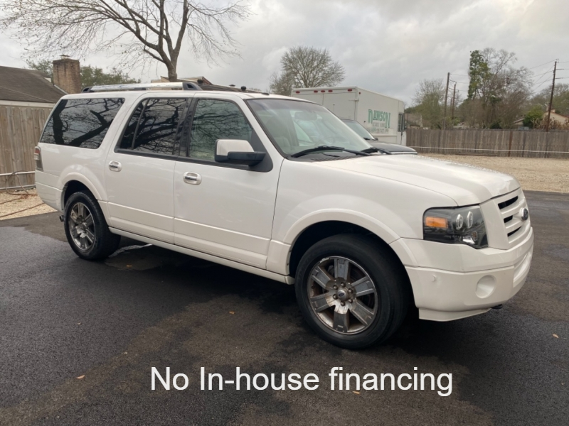 Ford Expedition EL 4x4 2009 price $9,250