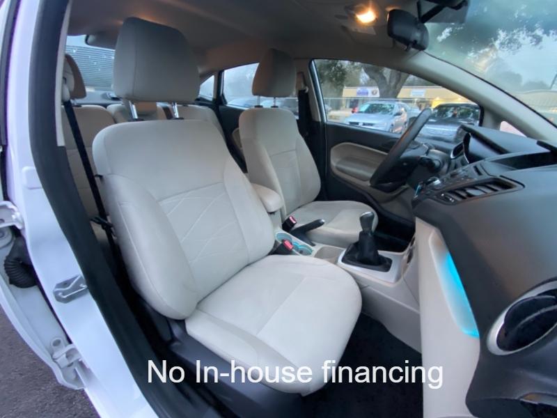 Ford Fiesta 2014 price $5,750