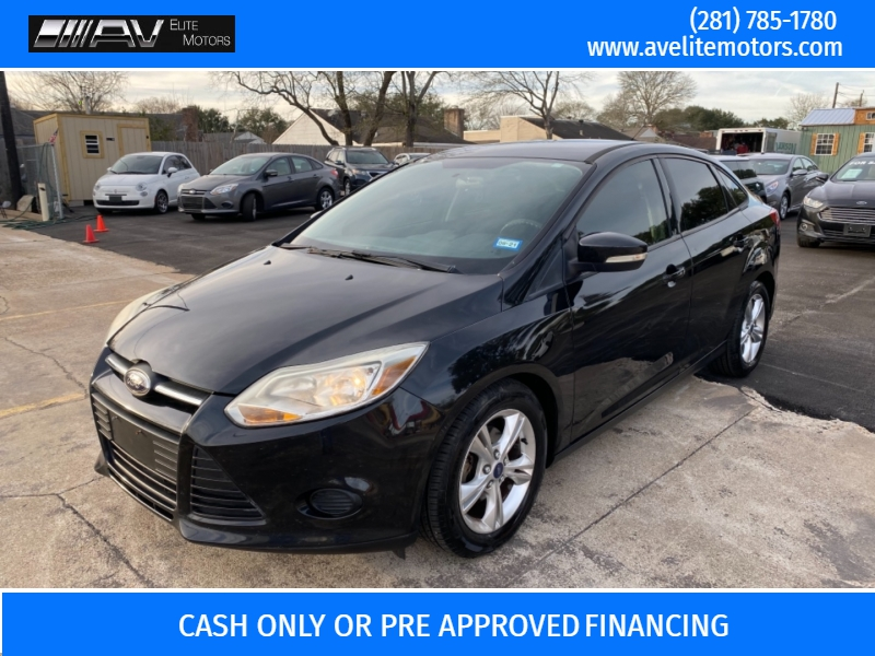 Ford Focus 2014 price $7,250