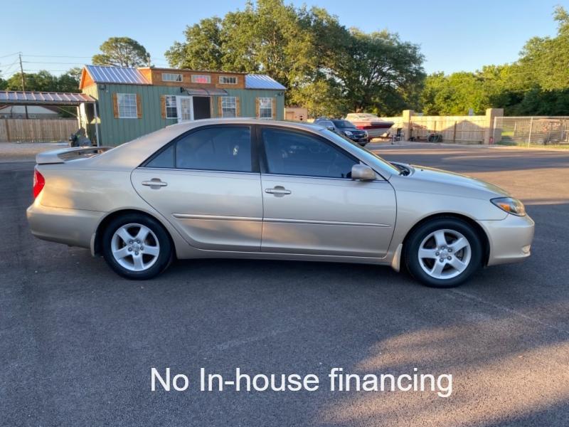 Toyota Camry 2002 price $5,250