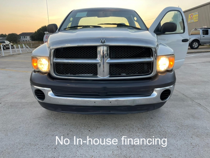 Dodge Ram 1500 2002 price $7,999