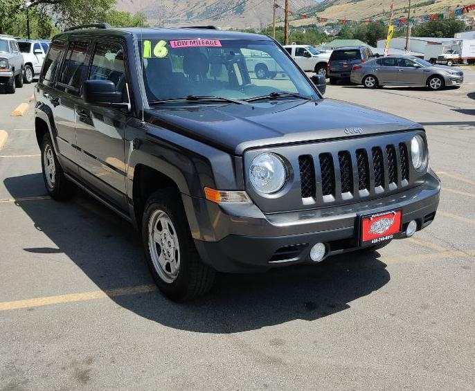 JEEP PATRIOT 2016 price $10,750