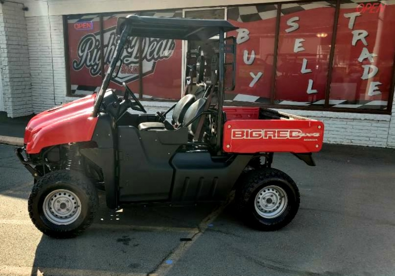 HONDA BIG RED 2009 price $6,699