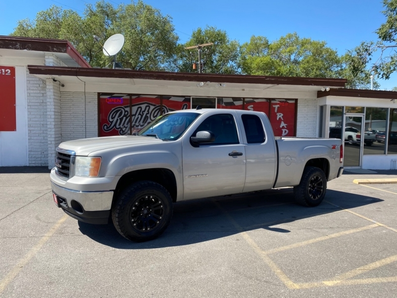 GMC SIERRA 2008 price $10,000