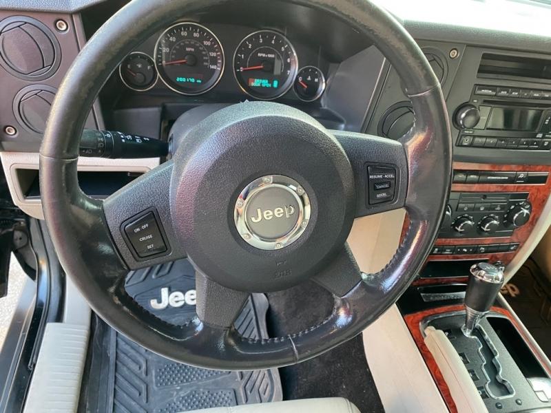 JEEP COMMANDER 2006 price $5,500