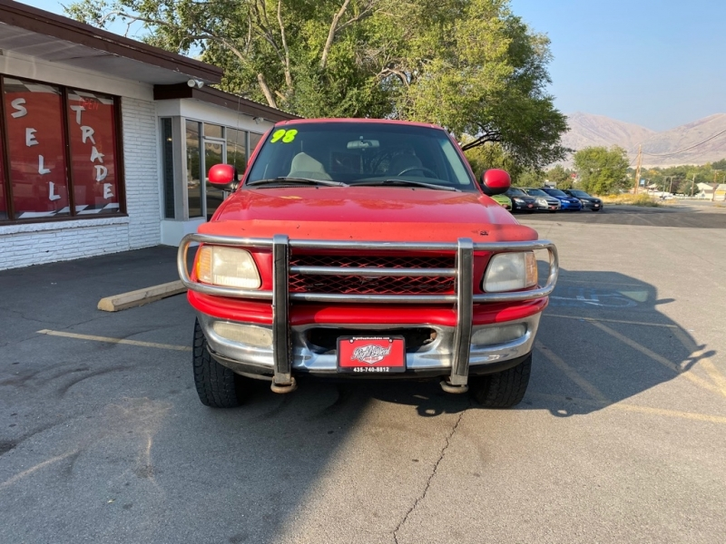 FORD F250 1998 price $4,995