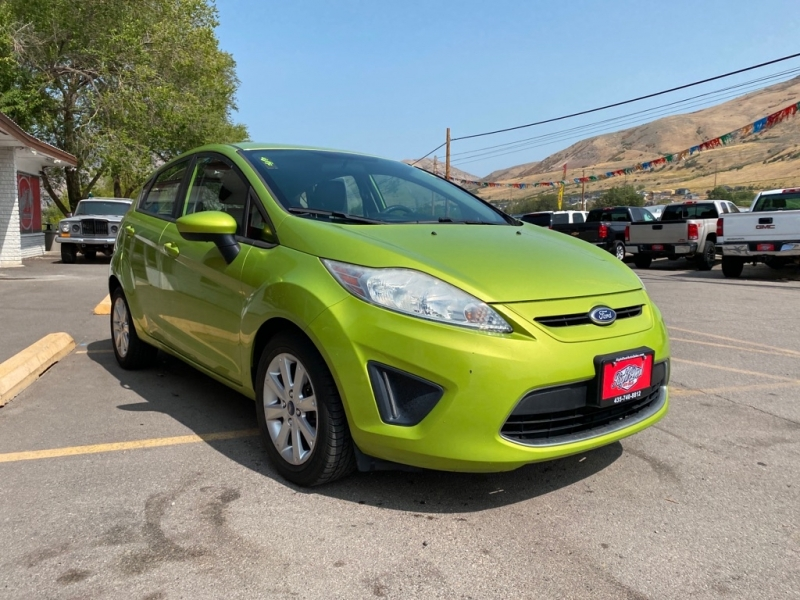 FORD FIESTA 2012 price $6,995