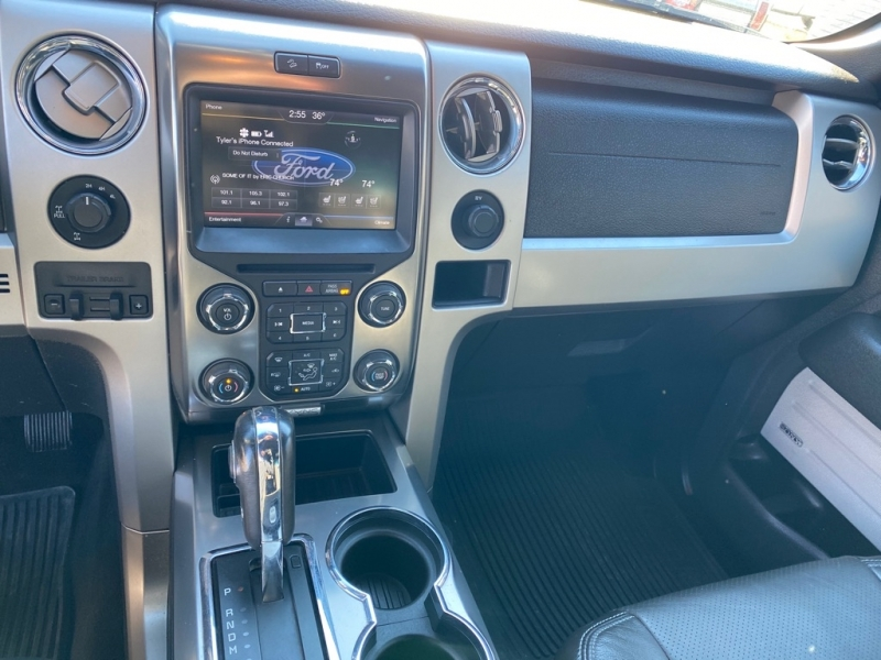 FORD F150 FX4 LARIAT 2013 price $20,995