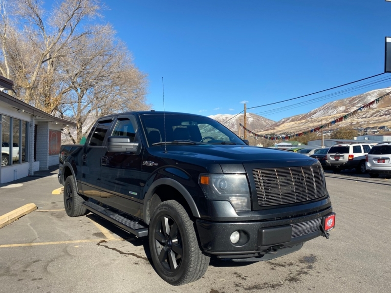 FORD F150 FX4 LARIAT 2013 price $18,500