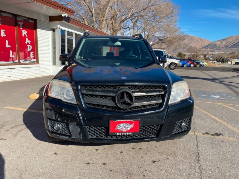 MERCEDES-BENZ GLK 350 4MATIC 2010 price $7,750
