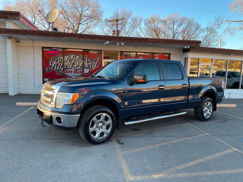 FORD F150 2013 price $13,991
