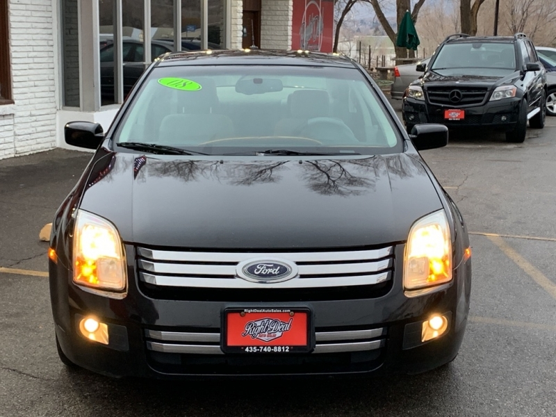 FORD FUSION 2008 price $4,750