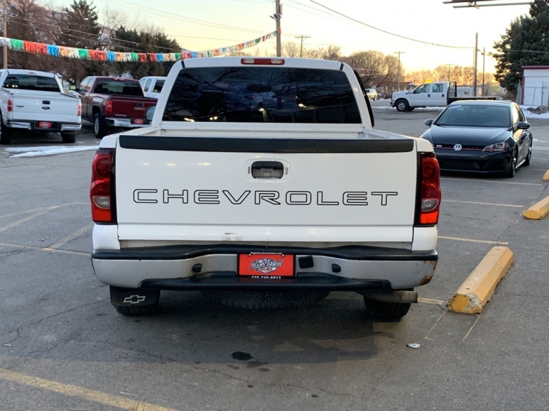 CHEVROLET SILVERADO 1500 2007 price $5,499