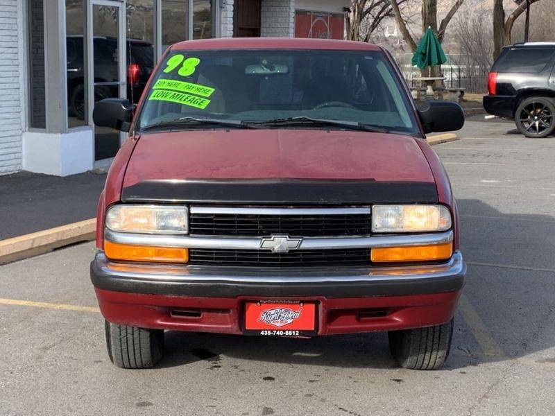 CHEVROLET S TRUCK 1998 price $4,988