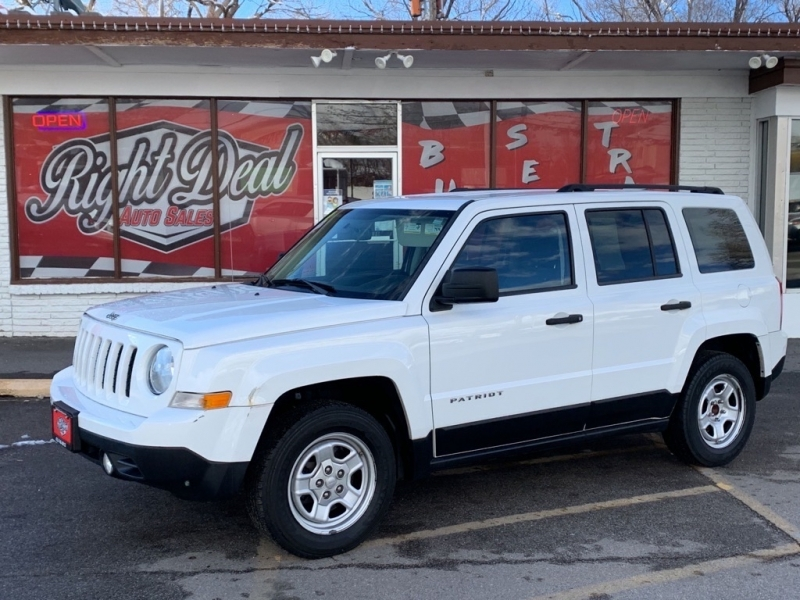 JEEP PATRIOT 2012 price $6,976