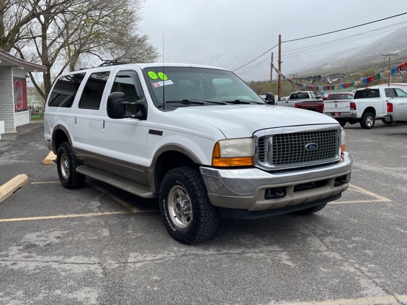 FORD EXCURSION 2000 price $6,879