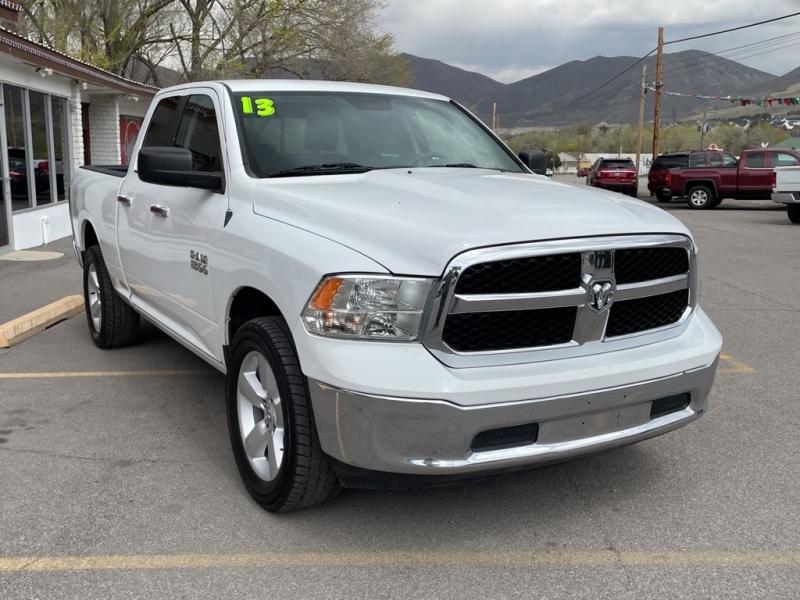 RAM 1500 2013 price $16,475