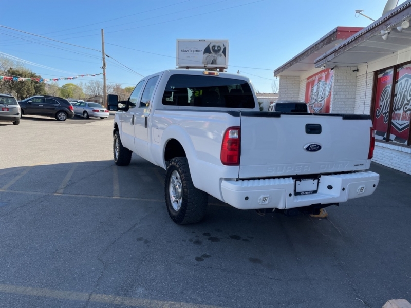 FORD F250 2015 price $25,137