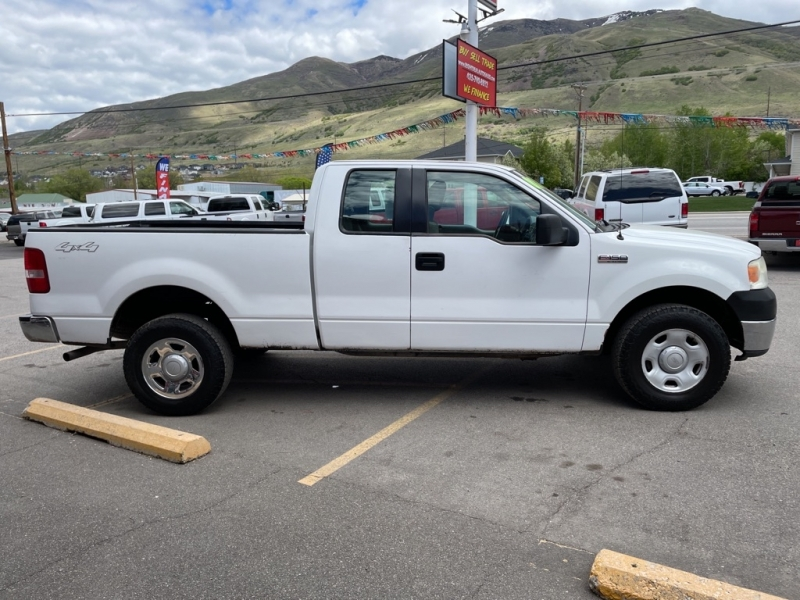 FORD F150 2008 price $7,951