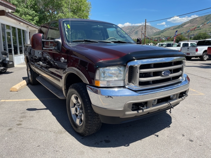 FORD F250 2004 price $13,495