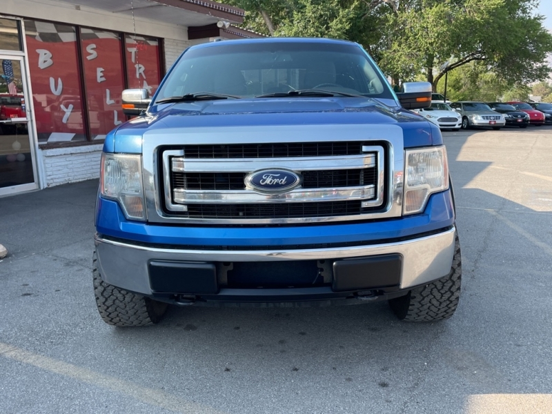 FORD F150 XLT 2013 price $19,787