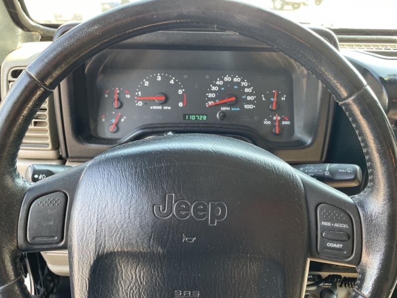 JEEP WRANGLER / TJ 2003 price $12,000