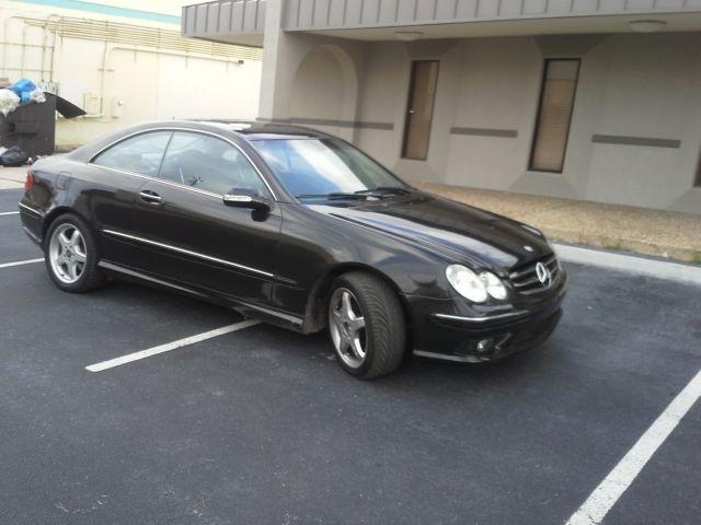 Mercedes-Benz CLK-Class 2004 price $0