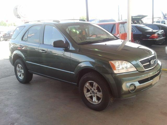 Kia Sorento 2004 price $0