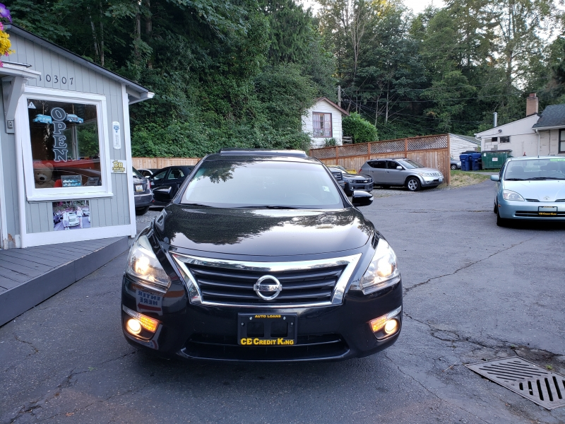 Nissan Altima 2013 price $9,971