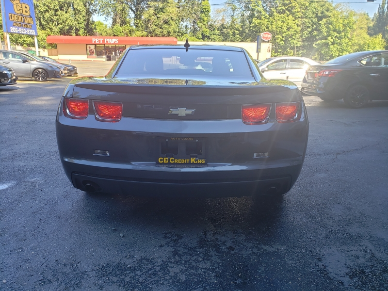 Chevrolet Camaro 2011 price $9,971