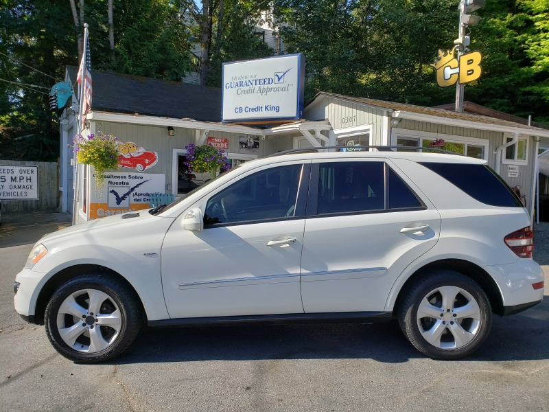 Mercedes-Benz M-Class 2009 price Call for Pricing.
