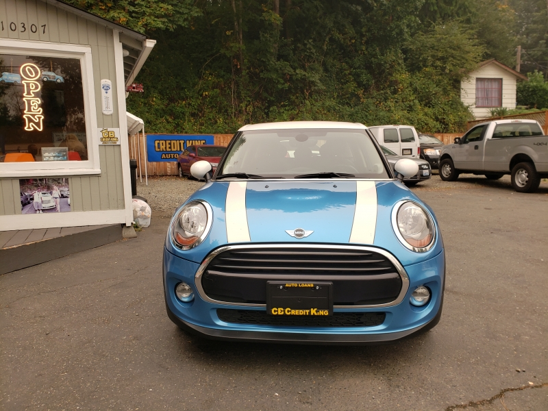 MINI Hardtop 4 Door 2016 price $10,971