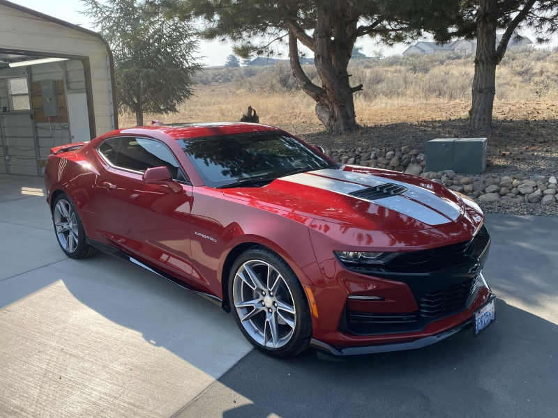 Chevrolet Camaro 2019 price $44,000