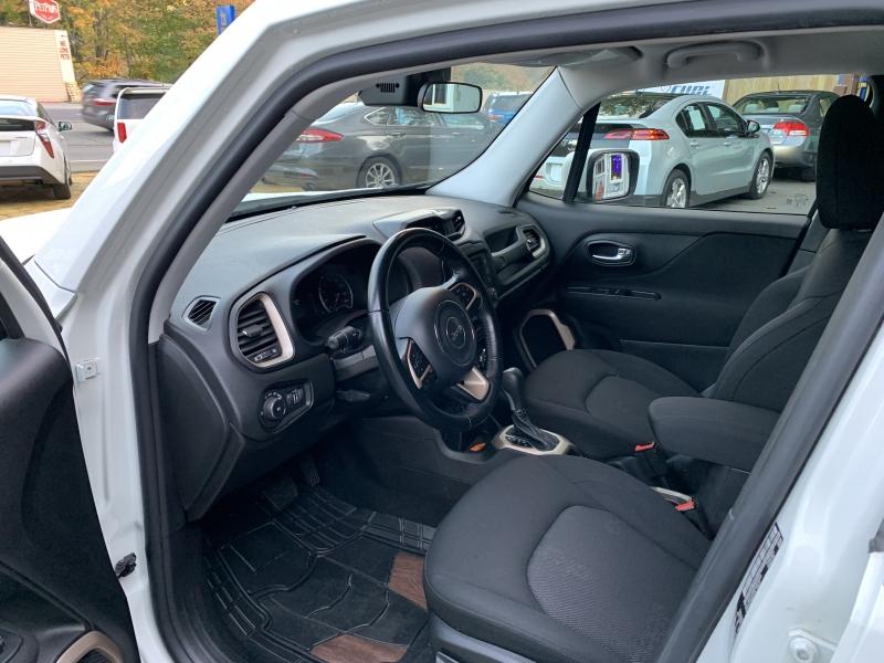 Jeep Renegade 2017 price $13,971