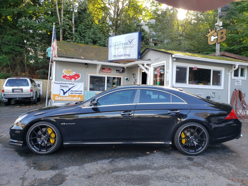Mercedes-Benz CLS 2006 price Call for Pricing.