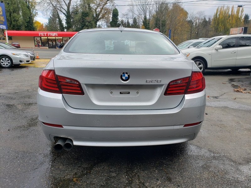 BMW 5 Series 2012 price $11,500