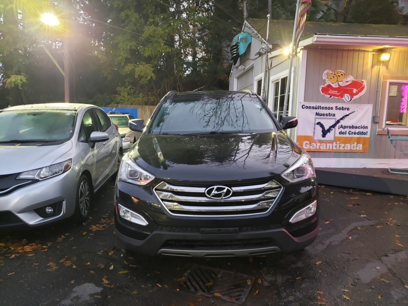 Hyundai Santa Fe Sport 2015 price Call for Pricing.