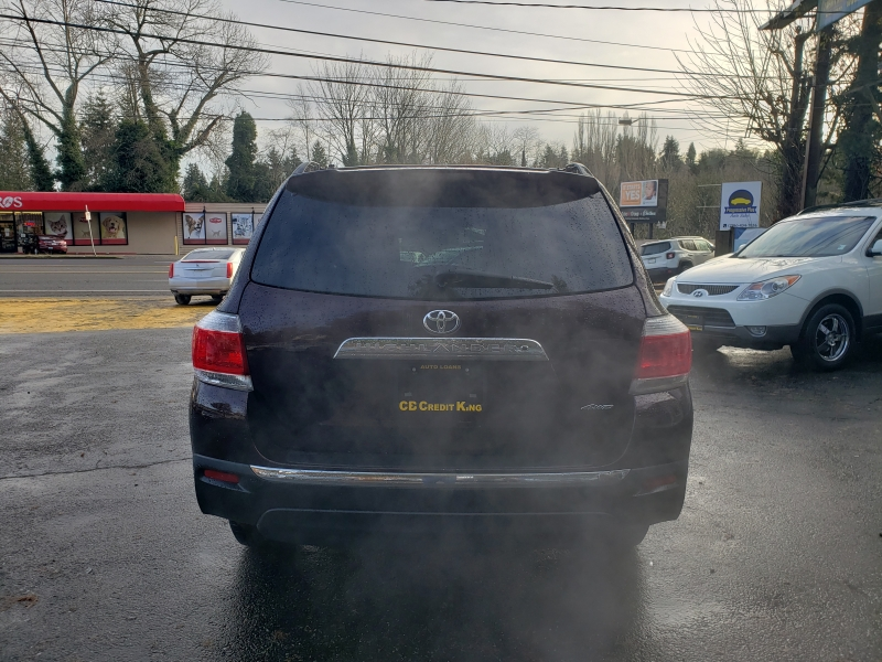 Toyota Highlander 2012 price $9,999