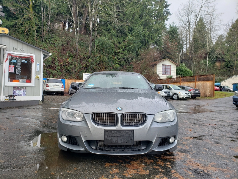 BMW 335is 2011 price $16,500