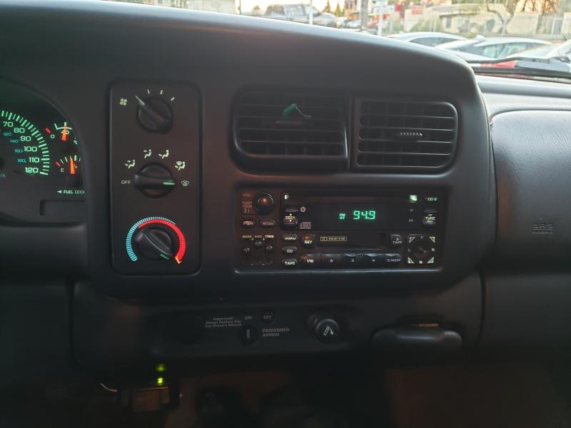 Dodge Dakota 1998 price $2,300