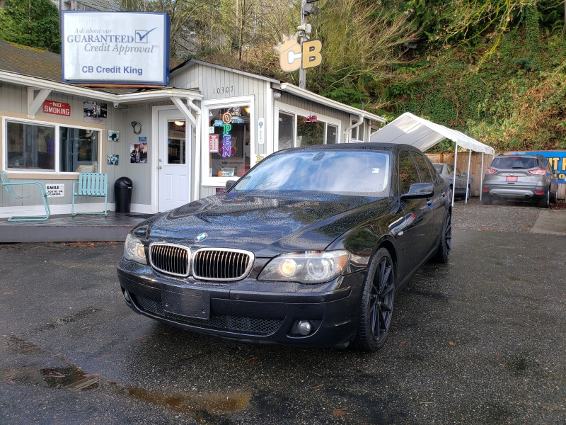 BMW 7 Series 2008 price $8,088