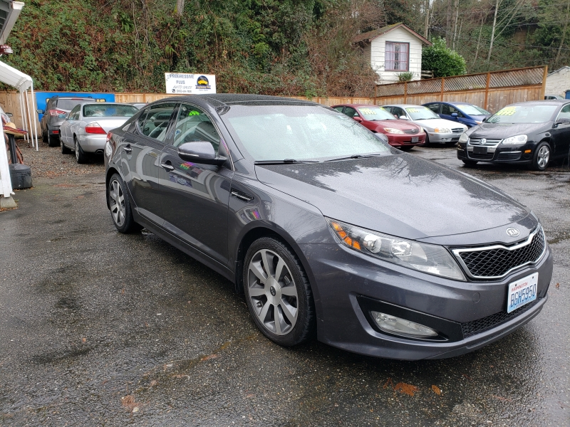 Kia Optima 2011 price $8,971