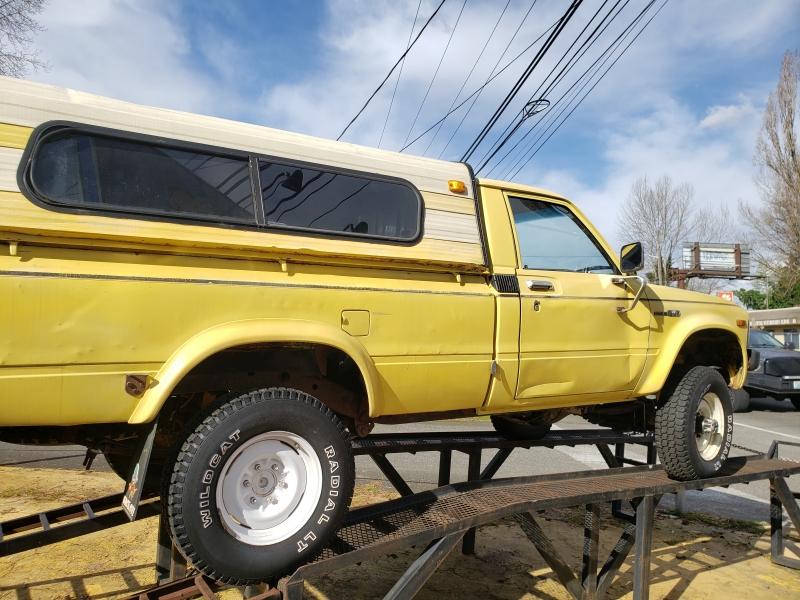 TOYOTA TRUCK 1979 price $4,641